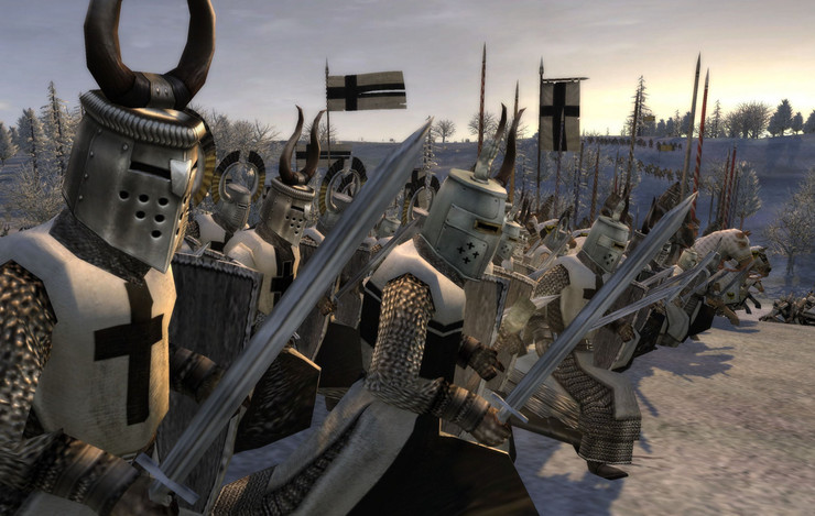 Стратегия, Medieval: Total War