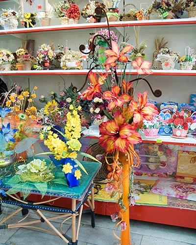 Покупаем цветы