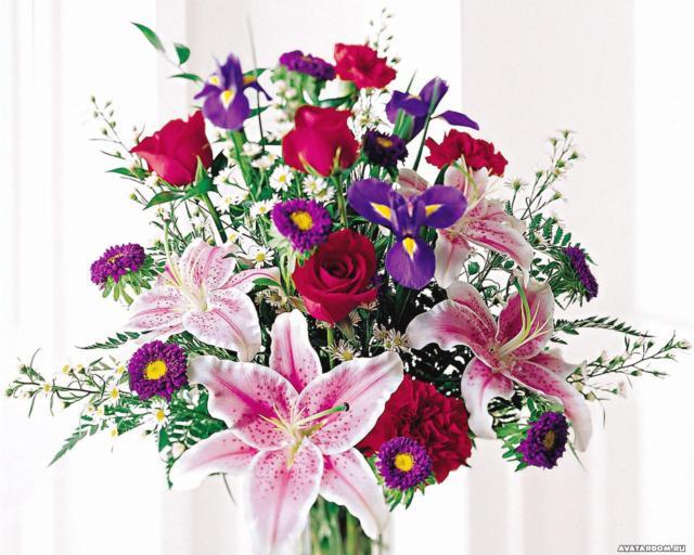 Сохраним цветы