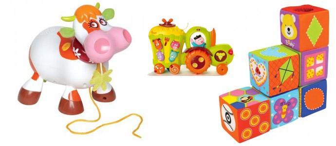 Как правильно подобрать игрушки для детей