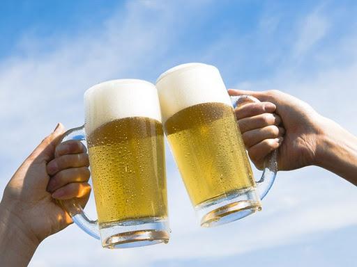 Правильное питье пива