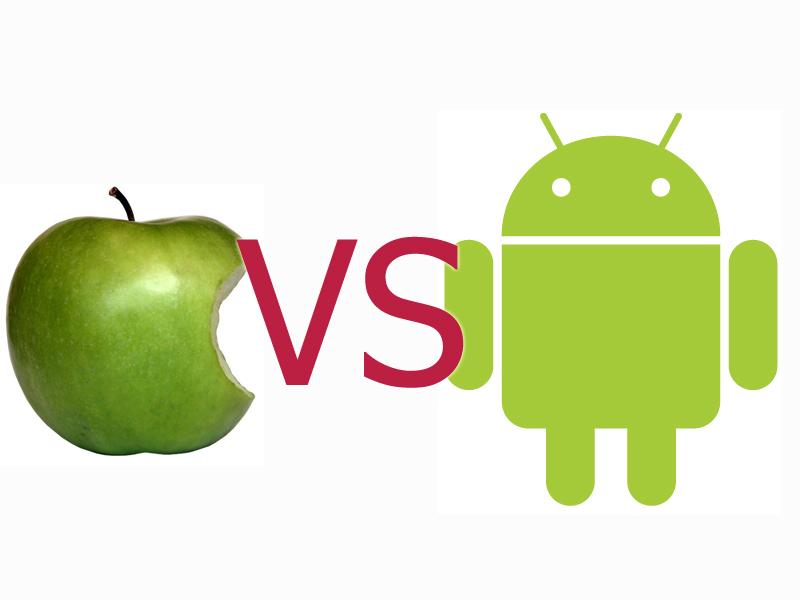 Советы: Android или iOS ? Муки выбора