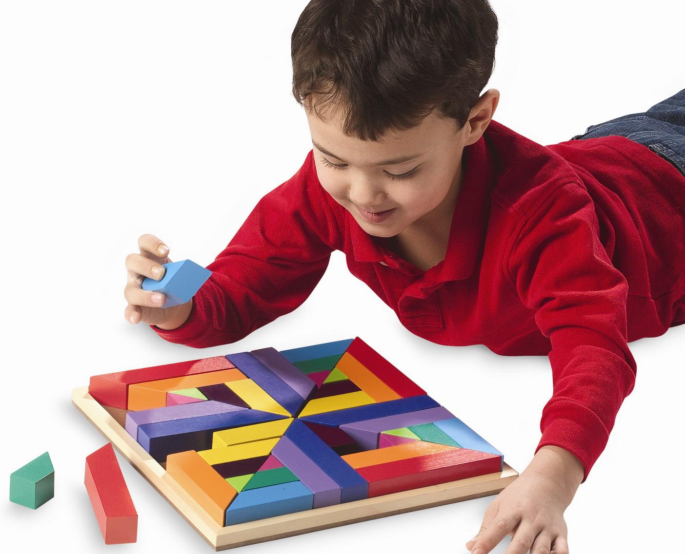 Советы о развитие ребенка с помощью игр