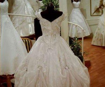 Советы о выборе свадебного платья