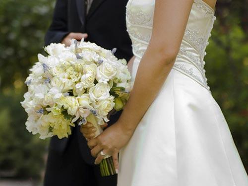 Советы при выборе свадебного букета