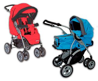 Советы: Как выбрать коляску для ребенка