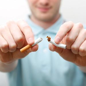 Советую всем бросать курить.