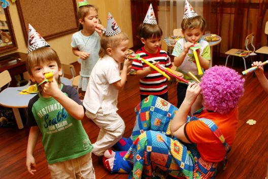 Советы при организации детского праздника