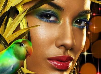 Советы: Как делать праздничный макияж глаз