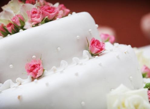 Советы при выборе свадебного торта