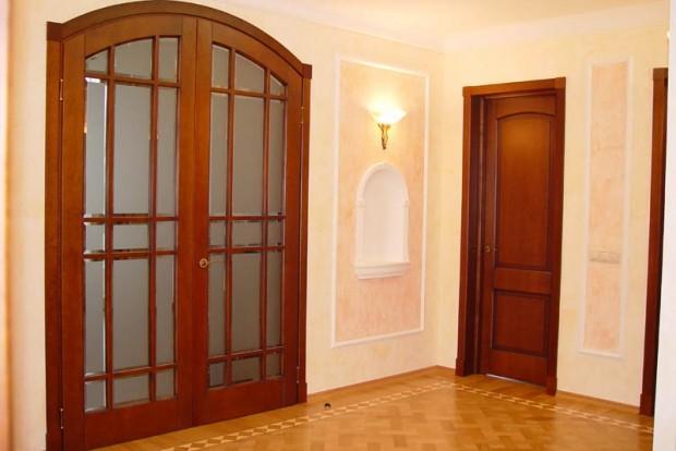 Преимущества межкомнатных дверей из массива. Часть 1