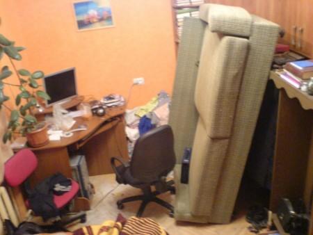 Куда девать вещи и мебель во время ремонта