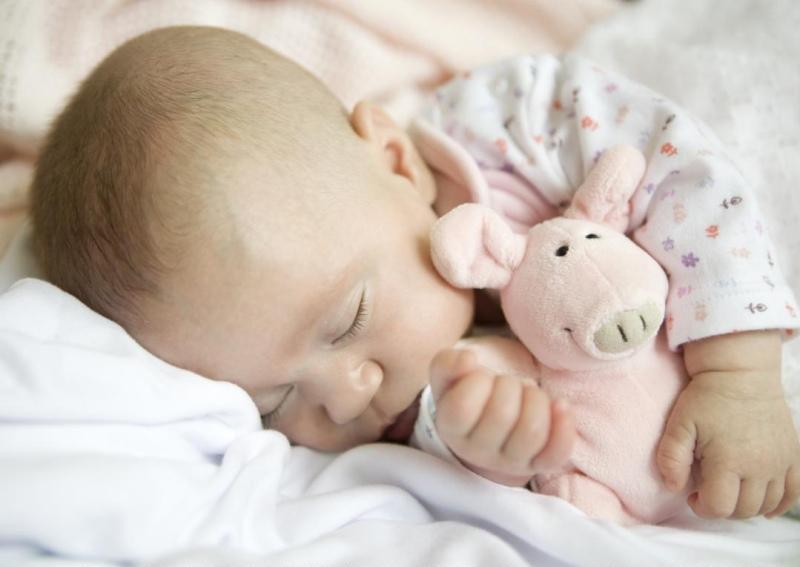 Выбираем подушку для малыша