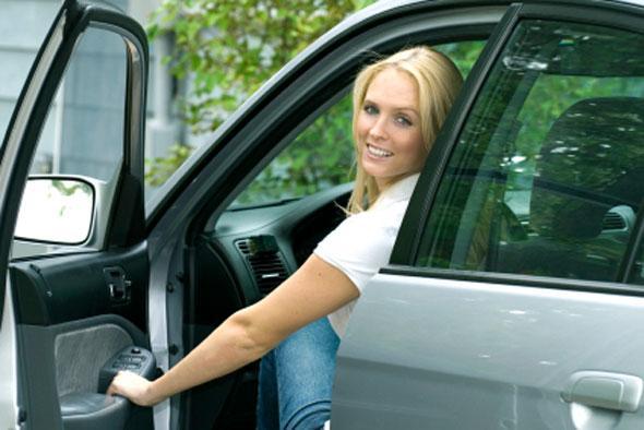Учимся ездить на машине. Часть 1
