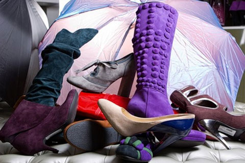Выбор обуви в осенний период