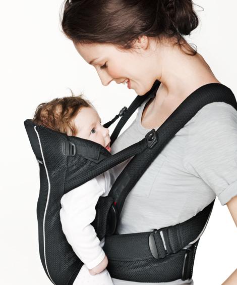 Как выбрать рюкзак-кенгуру для детей