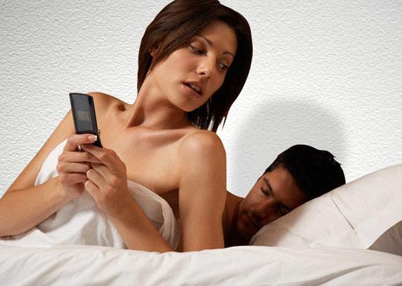Как же узнать, изменяет ли Вам жена