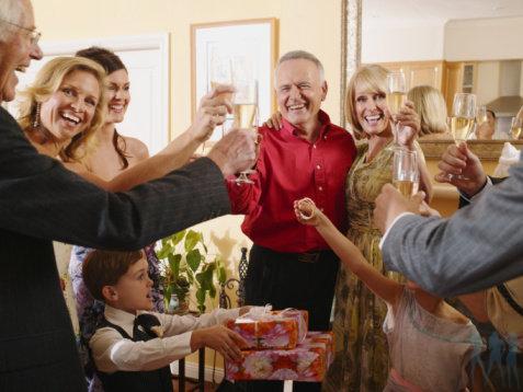 Как правильно принимать гостей дома