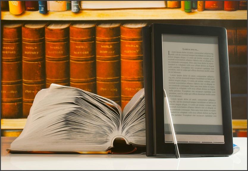 Что лучше: книга или ее электронный вариант