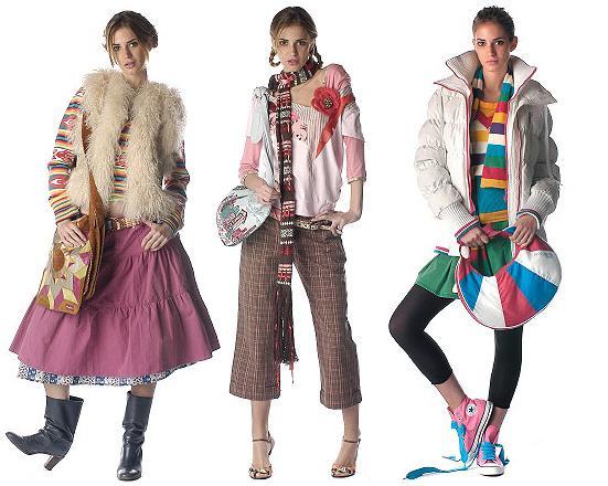 Покупка одежды в интернете