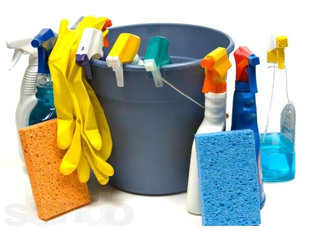 Советы: Уборка помещений после ремонта