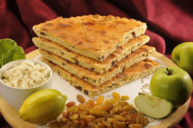 Осетинский пирог — кулинарный рецепт