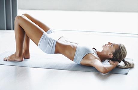 Упражнения Кегеля для мышц тазового дна