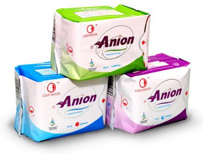 анионовые прокладки