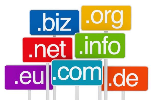 выбрать домен