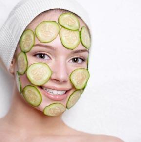 Полезные свойства маски из огурца