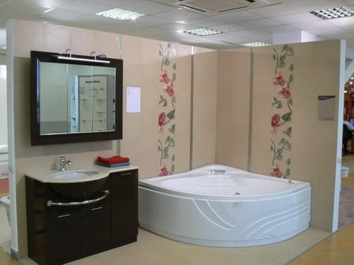 Подобрать мебель в ванную комнату