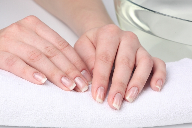 Как ухаживать за натуральными ногтями