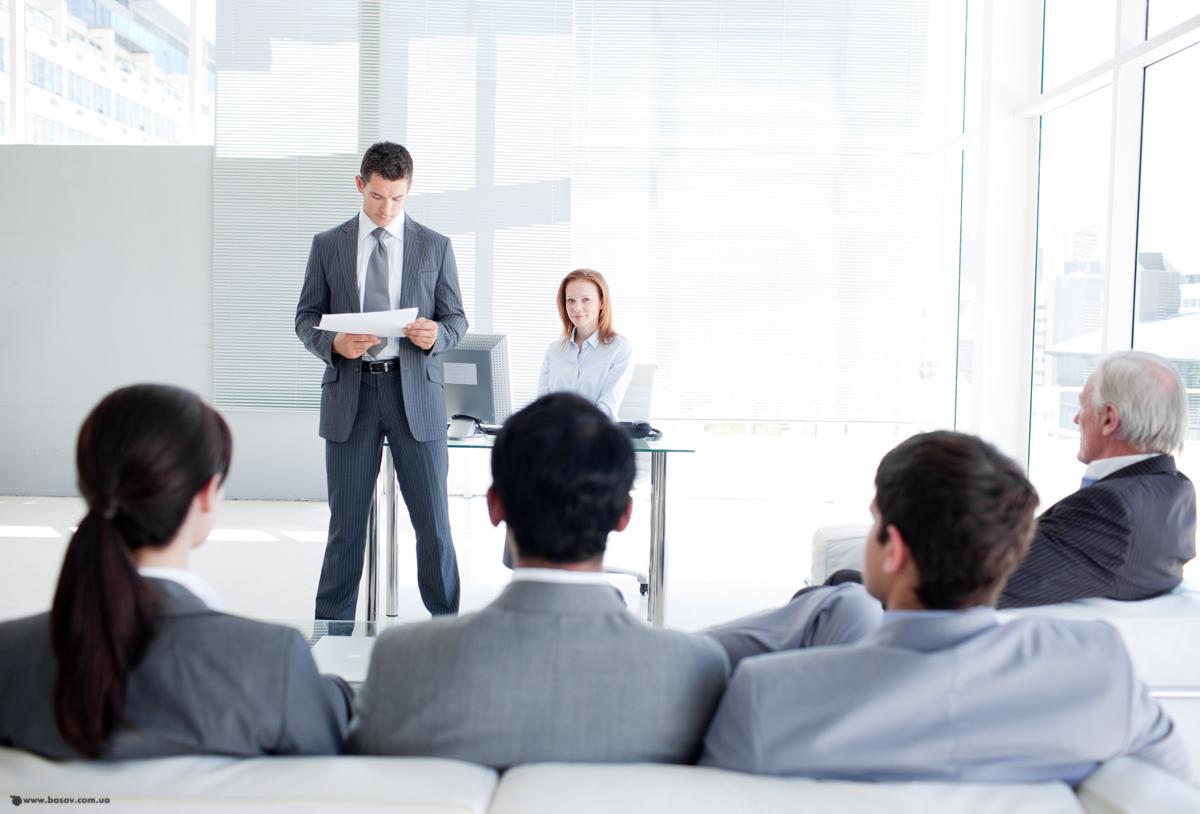Бизнес тренинги — советы и рекомендации