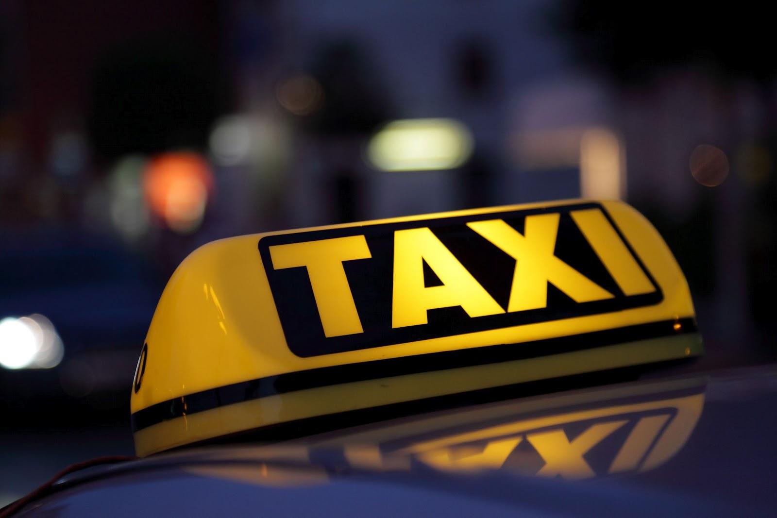 Советы по выбору такси