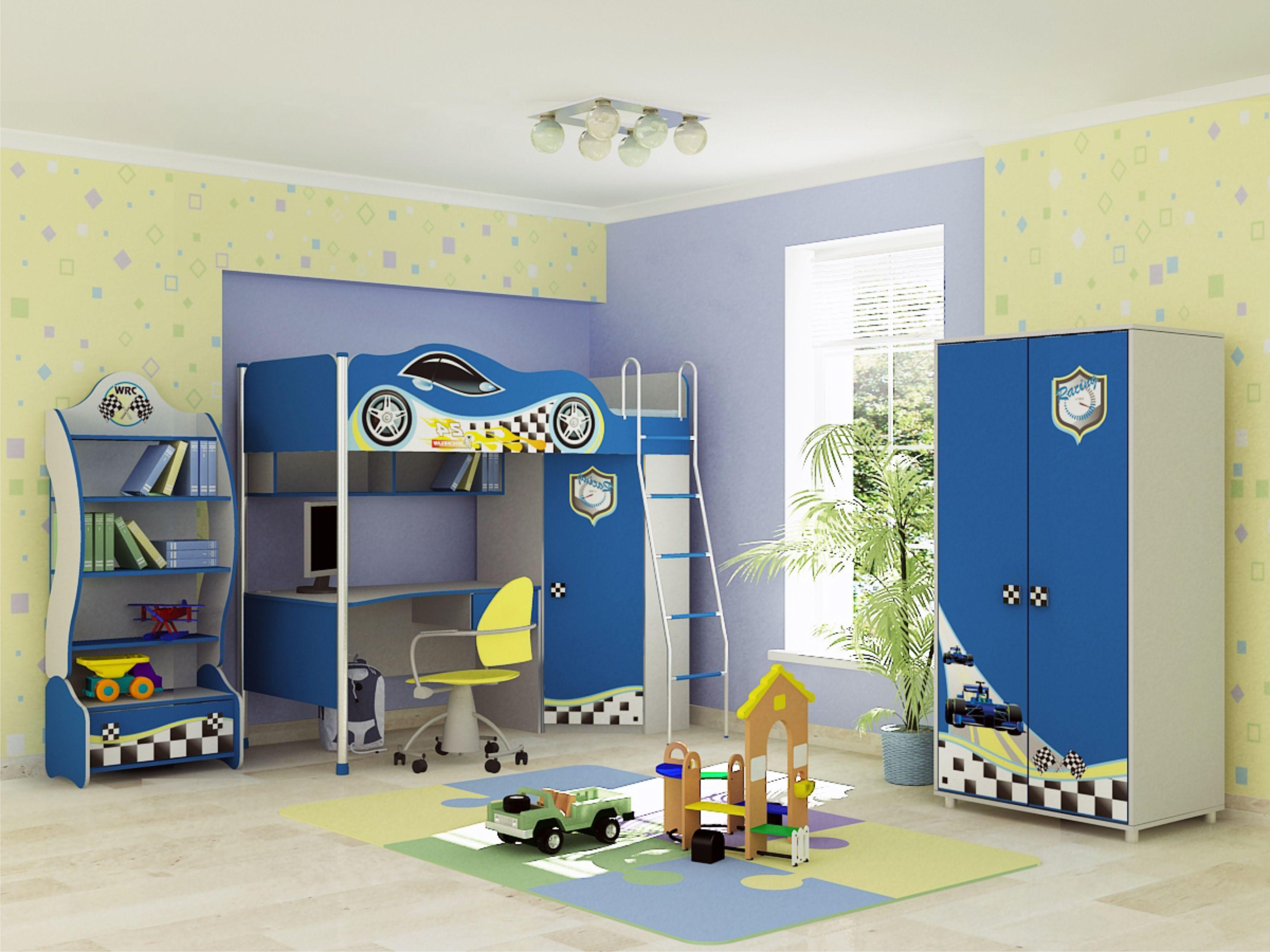 Выбор детской мебели — советы и рекомендации