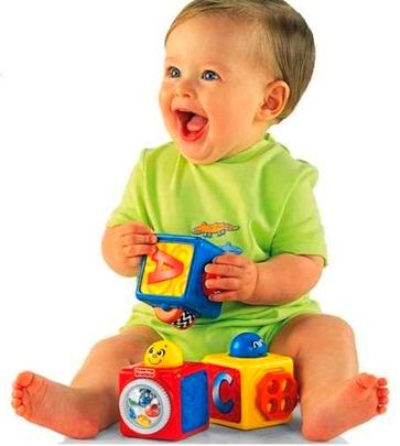 Выбор развивающей игрушки для ребенка