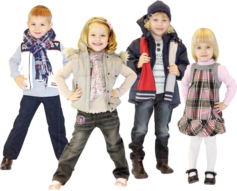 Советы по выбору и уходу за детской одеждой