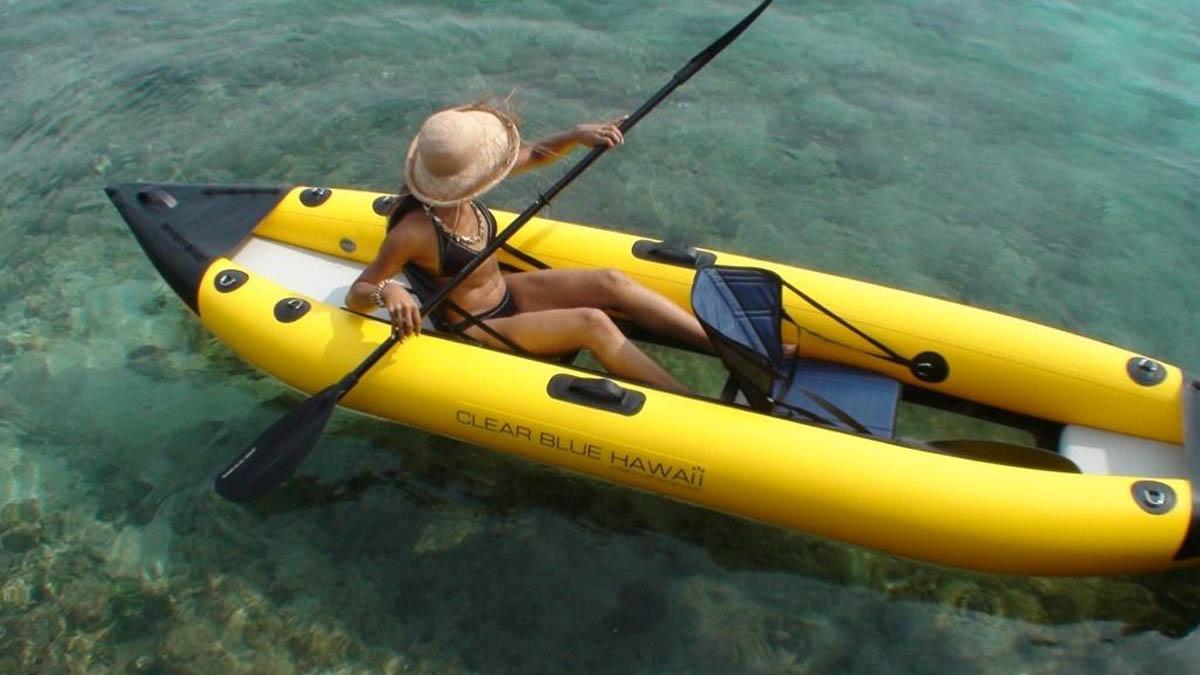 Советы при выборе надувной лодки