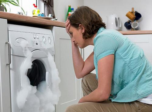 Как устранить неисправности стиральных машин
