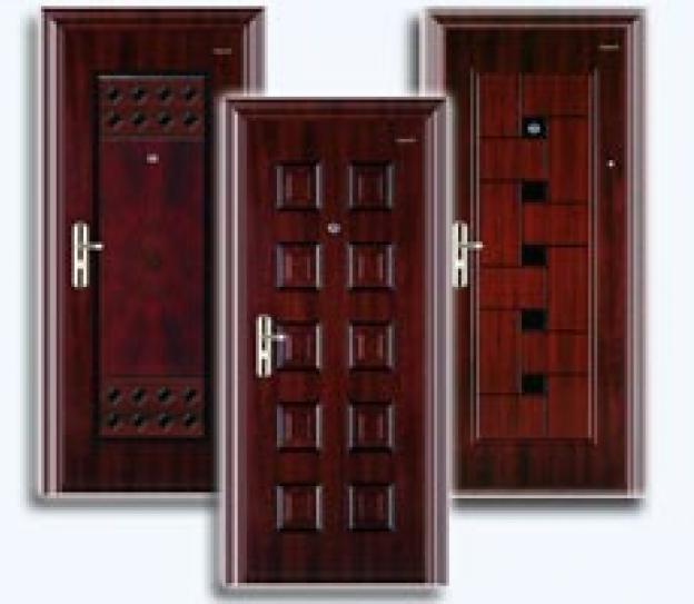 Советы по эксплуатации стальных дверей