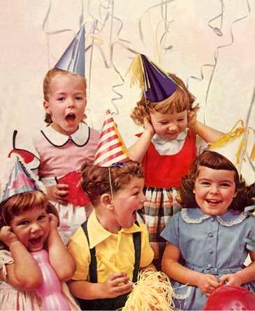 Детский день рождения. Советы по подготовке