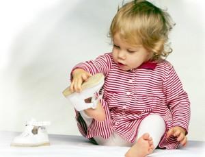 Выбираем детскую обувь правильно