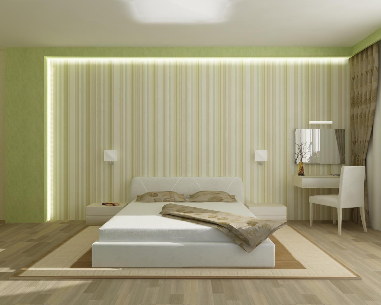 Планируем самостоятельно дизайн своей спальни