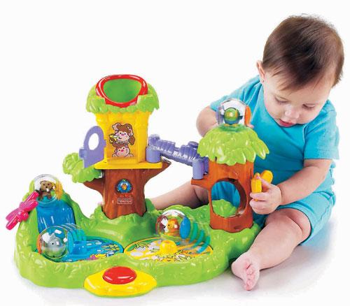 Как выбрать малышу подходящую игрушку