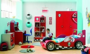 оформить детскую комнату