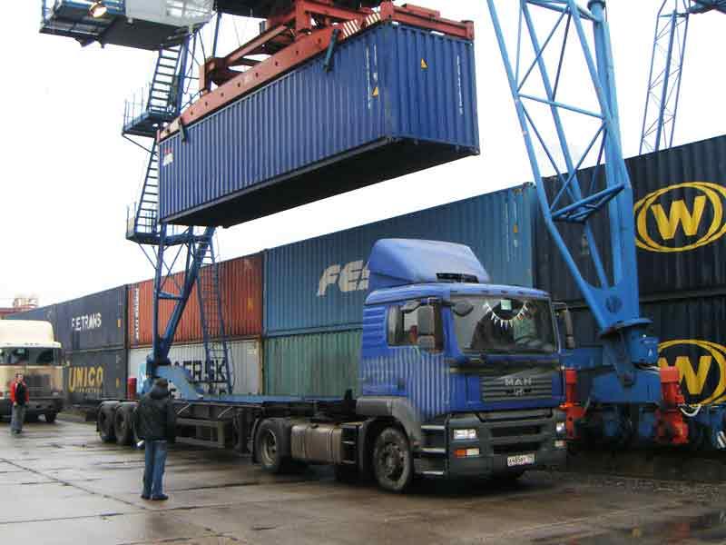 Автомобильные контейнерные перевозки — советы и рекомендации