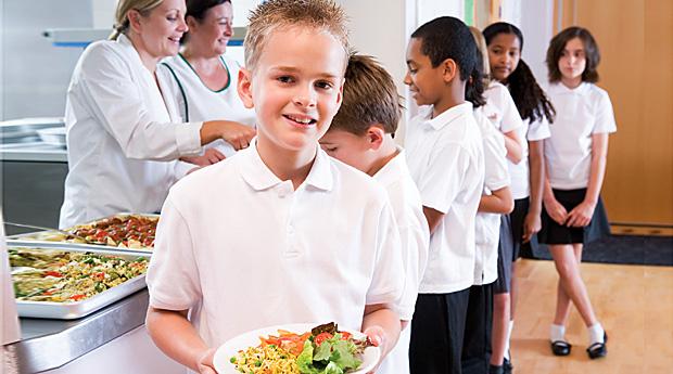 Здоровое питание детей-школьников
