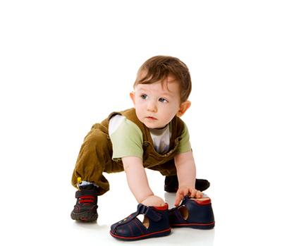 Как правильно подобрать обувь малышу