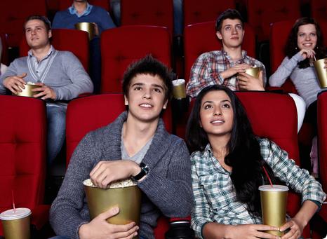 На какой фильм пойти с девушкой в кино