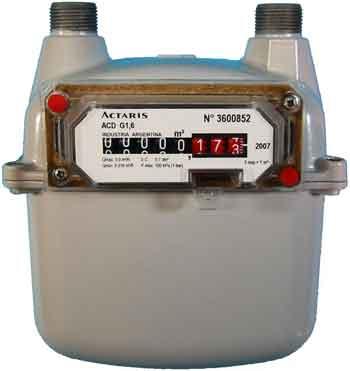 Как установить счетчик газа правильно